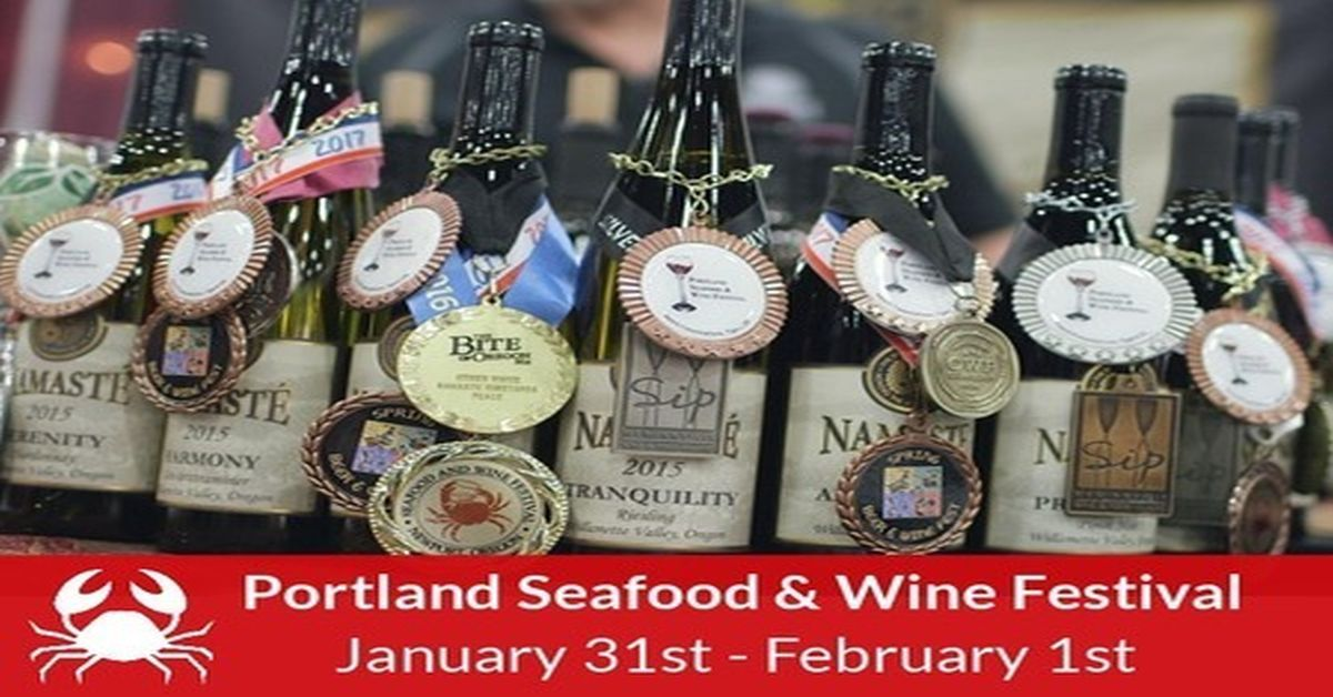 Portland Seafood and Wine Festival