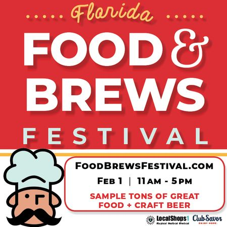 Florida Food and Brews Festival 2020