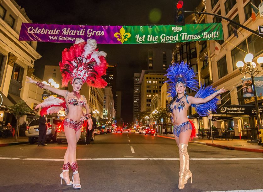 Gaslamp Mardi Gras Bar Crawl Promo Code