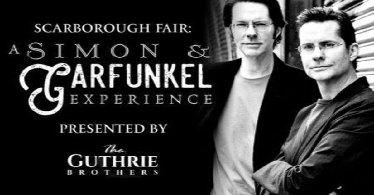 Guthrie Brothers: Simon and Garfunkel Experience - Sarasota, FL