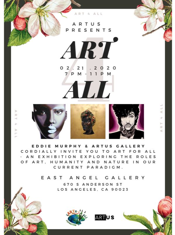 Artus Art 4 All Los Angeles Promo Code