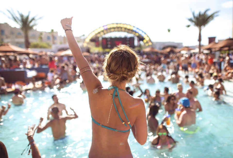 Best Pool Parties Vegas 2020