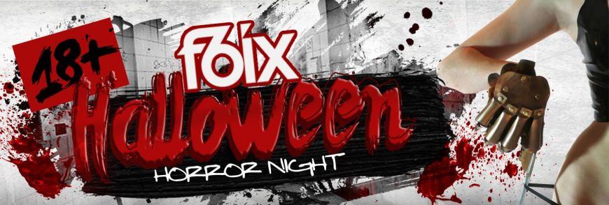 F6ix Halloween Discount Tickets