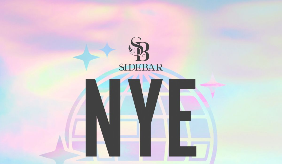 Side Bar New Years Eve Discount Tickets