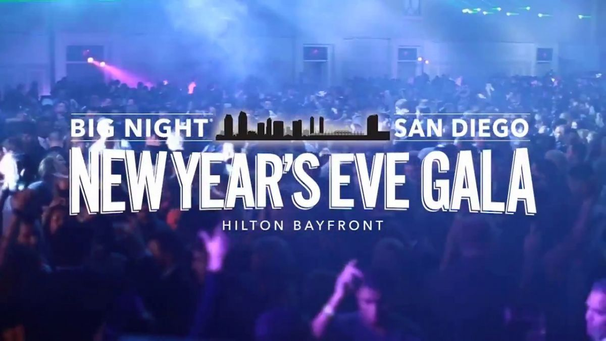 Big Night NYE San Diego 2021 Discount Tickets