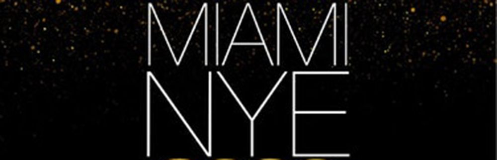 Best NYE Parties Miami 2021