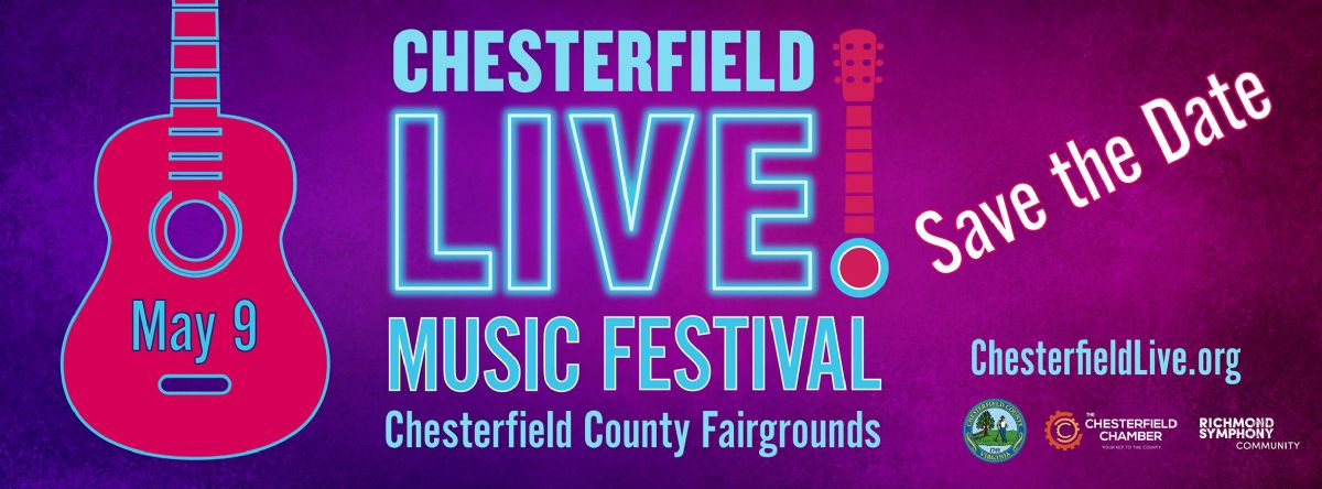 Chesterfield Live!
