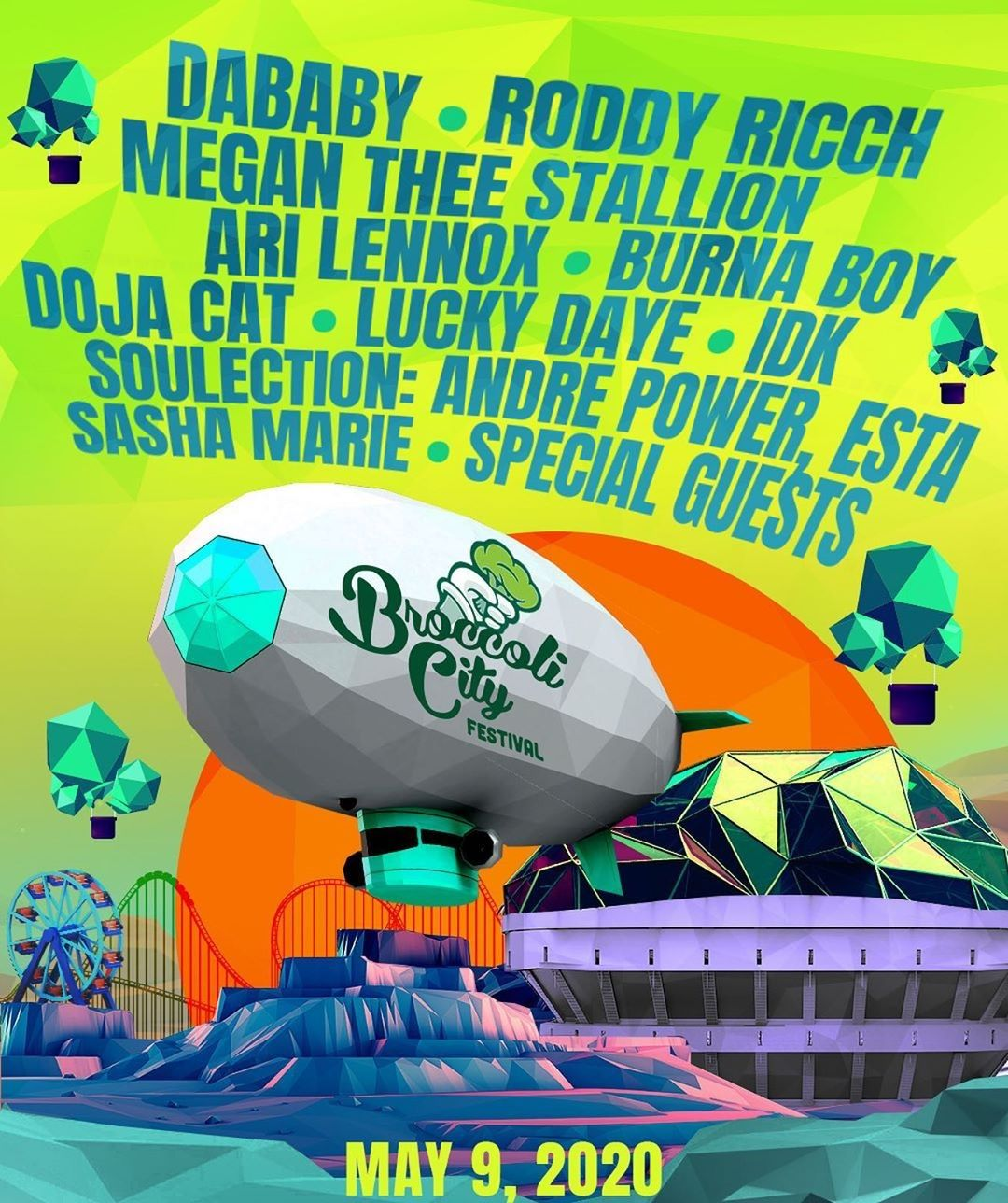 Broccoli City Festival 2020