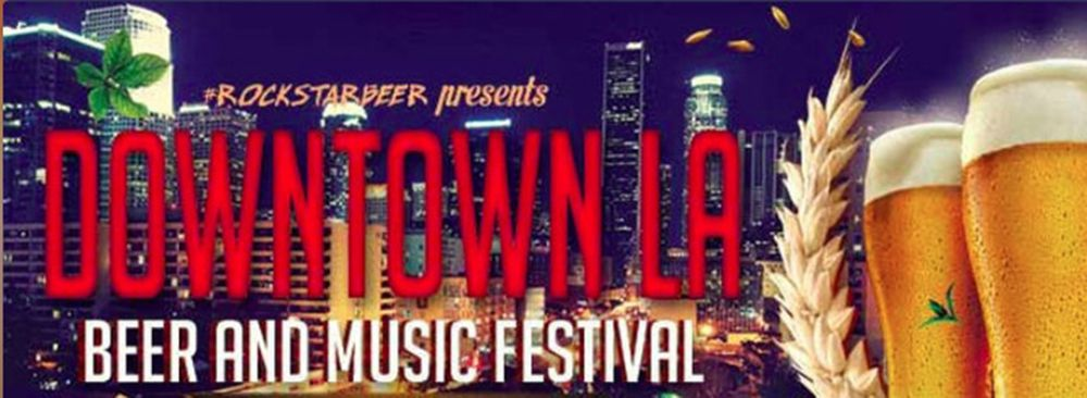 Downtown LA Beer and Music Festival Discount Tickets