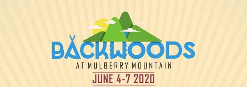 Backwoods Festival Mulberry Mountain 2020
