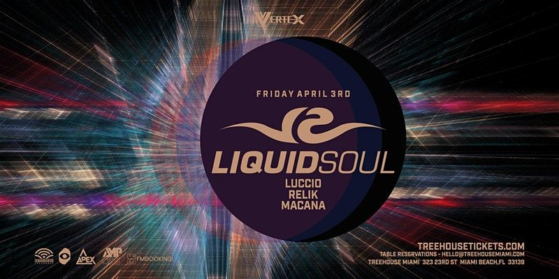 Liquid Soul Treehouse Miami Discount Tickets