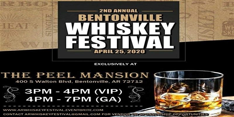 Arkansas Whiskey Fest 2020 Promo Code