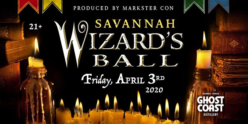Wizards Ball Savannah GA Discount Tickets