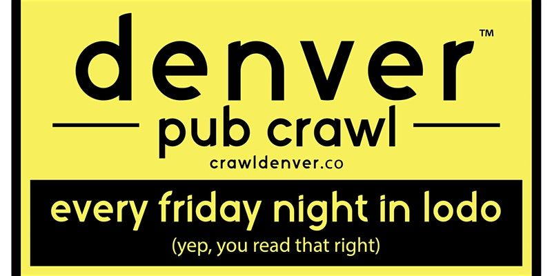 Denver Pub Crawl Discount Tickets