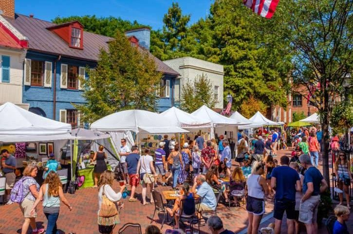 First Sunday Arts Festival October