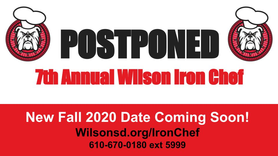 Wilson Iron Chef Competition and Benefit Auction