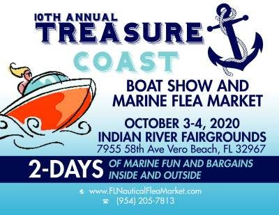 10th Annual Treasure Coast Boat Show  and Marine Flea Market