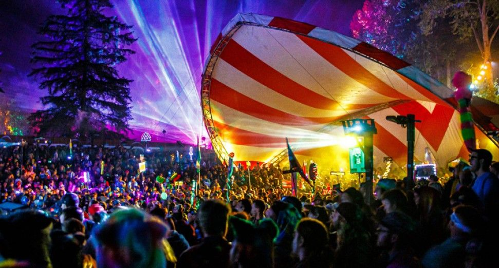 Shambhala Music Festival Tickets for Salmo River Ranch