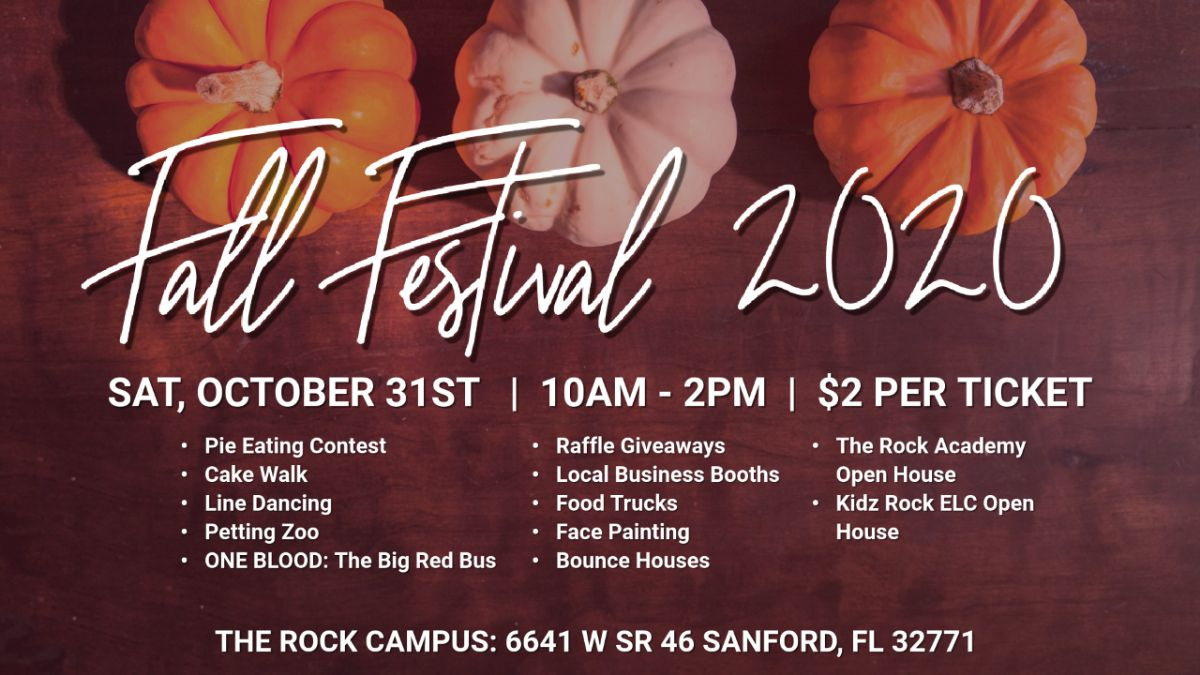The Rock of Central Florida Fall Festival